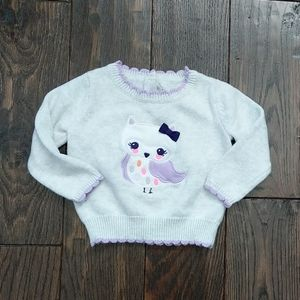 Gymboree Owl Sweater